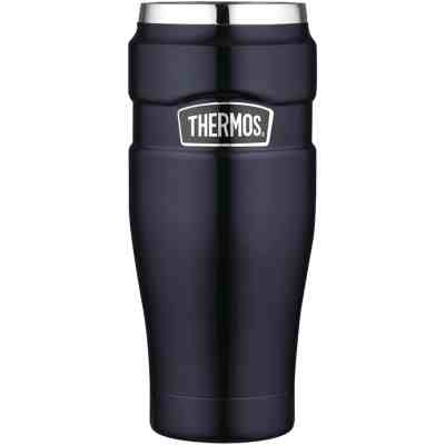 Thermos Stainless King 16-Ounce Travel Tumbler