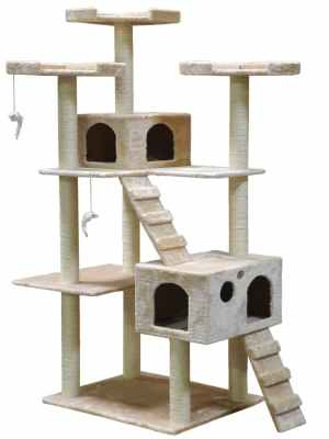 Go Pet Club Cat Tree F2040