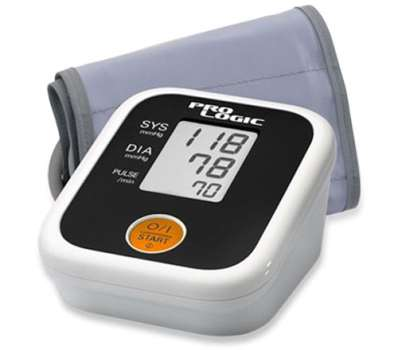 Pro Logic PL100 Upper Arm Digital Blood Pressure Monitor