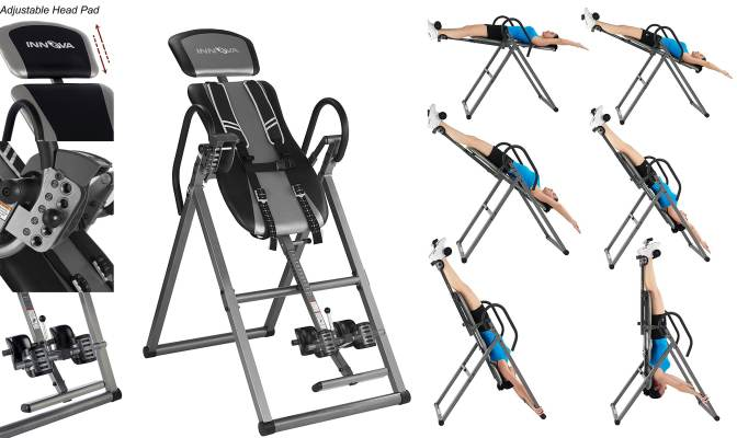 Top 10 Best Inversion Tables Reviewed In 2020- A Step By Step Guide 2
