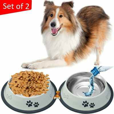 Top 10 Best Dog Food and Water Bowls Review In 2021- A Step By Step Guide 1
