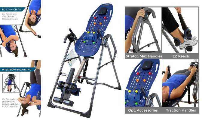 Top 10 Best Inversion Tables Reviewed In 2020- A Step By Step Guide 9