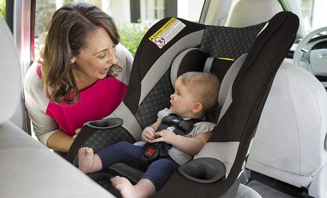 Graco My Ride 65 LX Convertible Car Seat