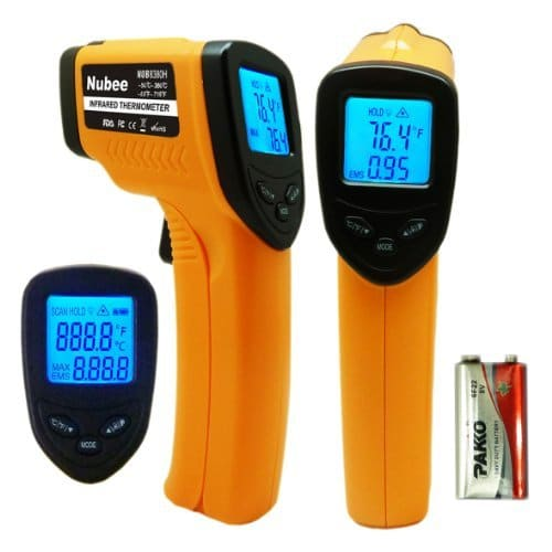Nubee 8380H Non-contact Infrared Thermometer