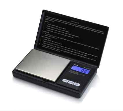 American Weigh Scales 600-BLK