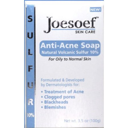 10 Best Soaps with Sulfur Reviewed in 2019 - [ Advanced Guide ]