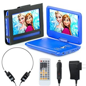 Top 10 Best Portable Blu-ray and DVD Players Review In 2021- A Step By Step Guide 8