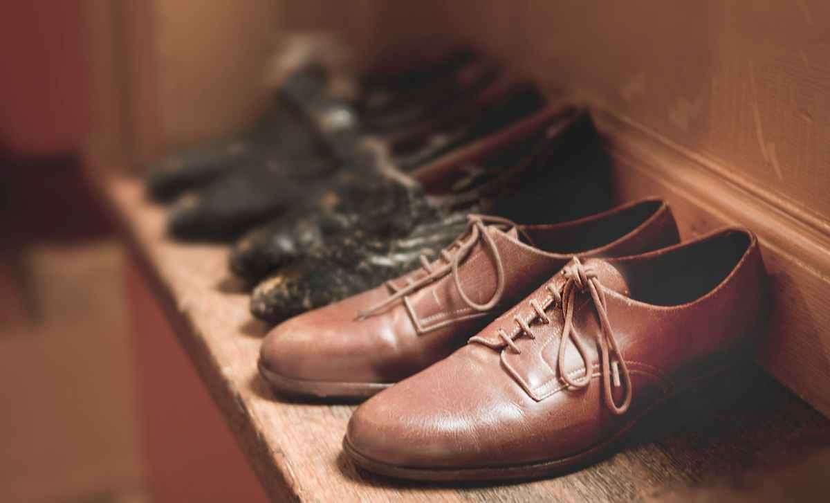 Condition Leather Shoes