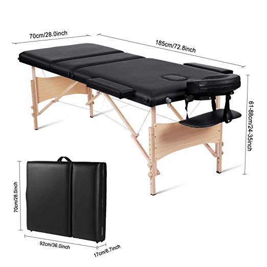 MaxKare Portable Massage Table