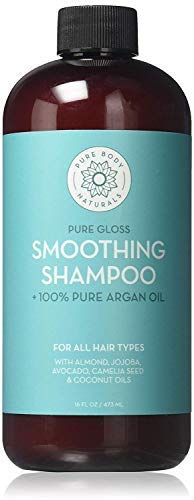 Pure Body Naturals Argan Oil Shampoo