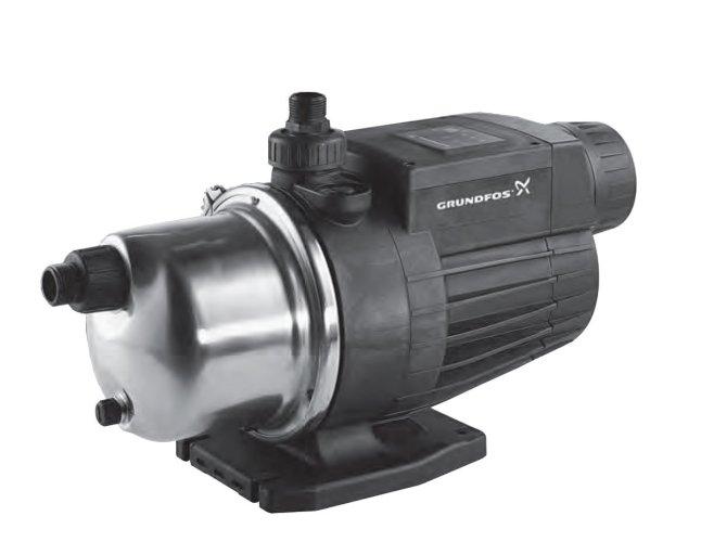 Grundfos MQ3-45 1 HP Water Pressure Booster Pump