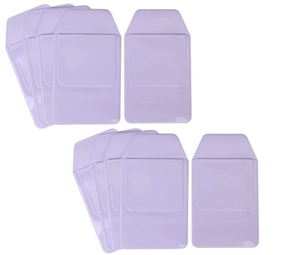 Tupalizy PVC Plastic Pocket Protector