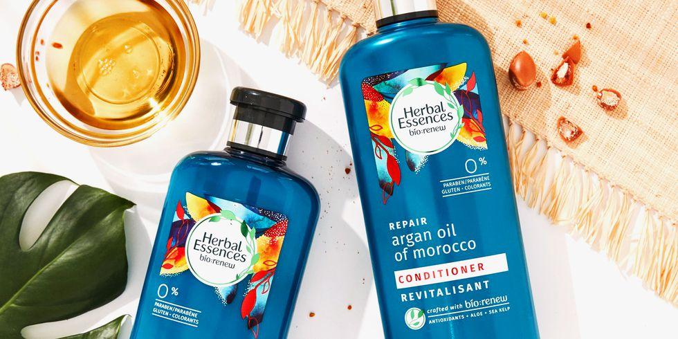 Argan Oil Shampoos