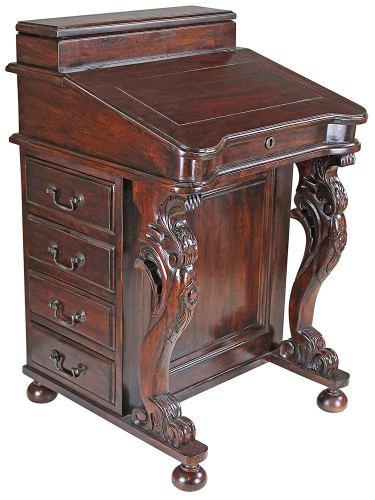 Design Toscano Roll Top Desk Roll Top Desk Antique