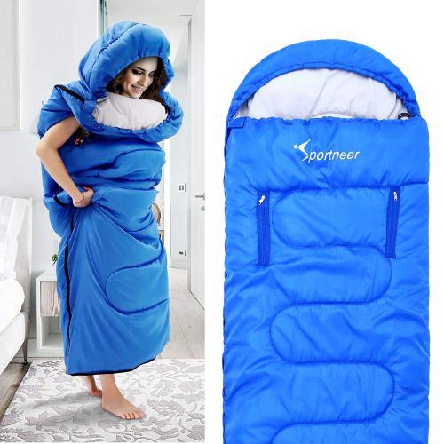 Sportneer Wearable Sleeping Bag