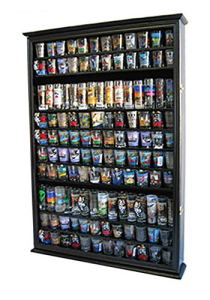 Large 144 Shot Glass Display Case by Display Gifts