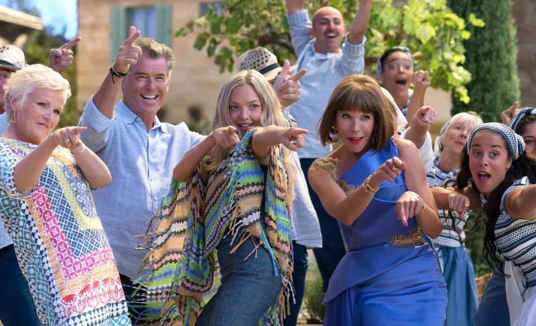 Mamma Mia Broadway Front Row Tickets