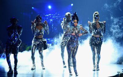 Lady Gaga Enigma Tickets
