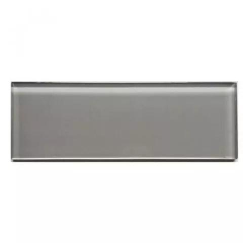 ice gray 4x12 glass subway tile