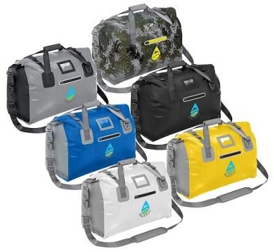 Waterproof Duffle Bag color varieties and options