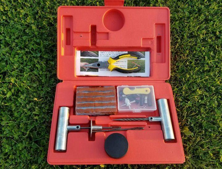 Heavy Duty Tire Repair kit for Truck Tires, Heavy duty tire repair kit for car tires