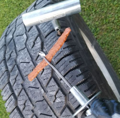 Heavy Duty Tire Repair Kit, Truck Tire Repair image
