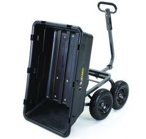 GOR6PS Heavy Duty Garden Cart by Gorilla Carts