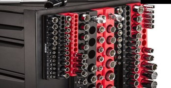 toolbox organization system magnetic socket holder ideas
