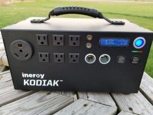 Best Solar Generator, Kodiak Portable Solar Generator Review