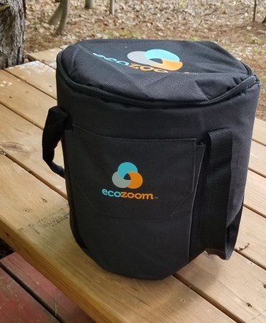 EcoZoom Stove Carrier Bag image
