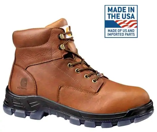 CARHARTT Work Boots that are Made in the USA