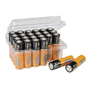 Thunderbolt Alkaline Batteries by Harbor Freight AA