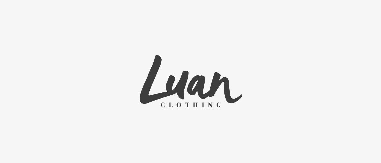 Luan Clothing fashion portfolio