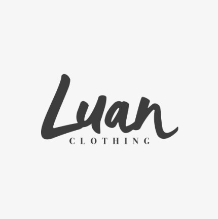 Luan Clothing fashion portfolio