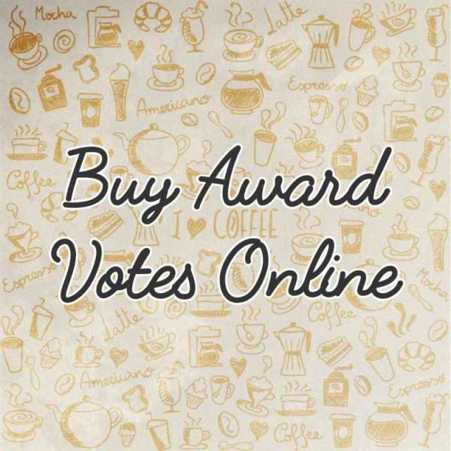 get online award votes