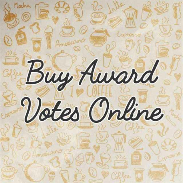 get online award votes