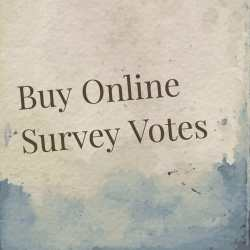 buy online survey votes