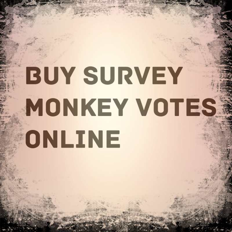 get survey monkey votes fast