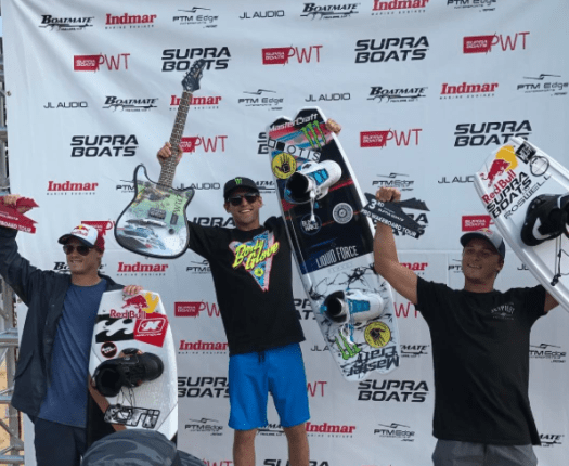 Harley Clifford Wins PWT Stop #1