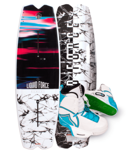 Liquid Force Remedy Wakeboard & Bindings Package