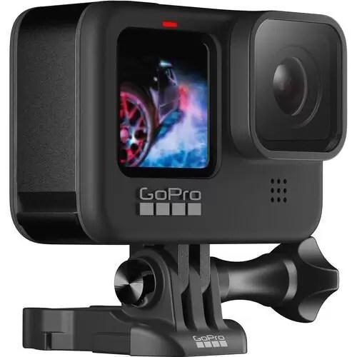GoPro HERO9 Black 5K UHD Action Camera