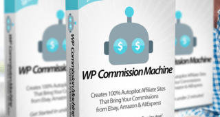 WP Commission Machine Review for Affiliate Newbies Making Website Fast
