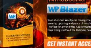 WP Blazer 3.0 Review – Discount & Download Bonuses‎