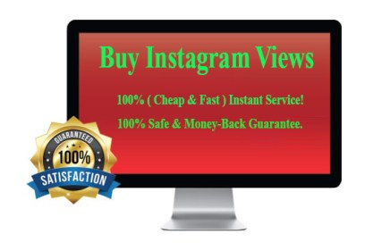 Buy Real Instagram Views