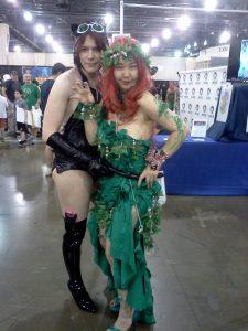 Cequinne - 'Zombie Prom Poison Ivy'