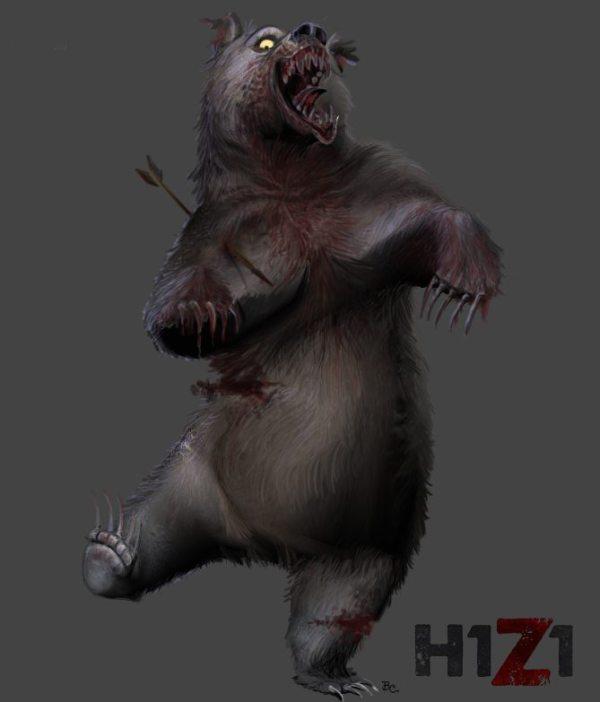 zombie-bear