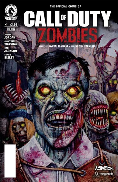 The 'Call of Duty: Zombies' Trade Paperback' is Coming!