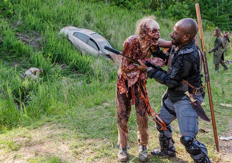 The Walking Dead Making of Episode 3