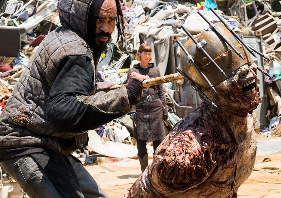 The Walking Dead Episode 7's Most Talked About Scene