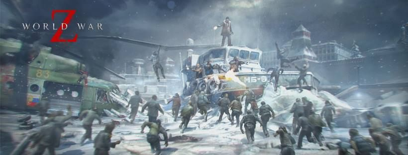 Want More 'World War Z?' Soon There Will Be a Game for That!